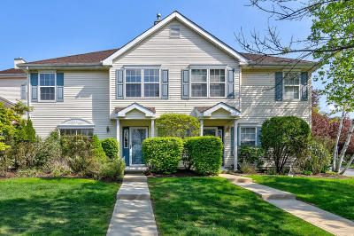 Monmouth County Condo/Townhouse For Sale: 731 Snowdrop Court