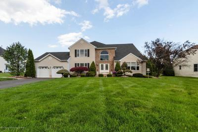 Freehold Single Family Home Under Contract: 6 Fred Jahn Drive