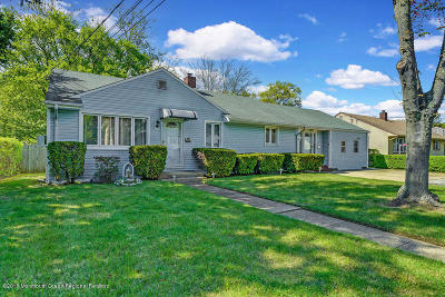 Eatontown Single Family Home Under Contract: 37 Meadowbrook Avenue