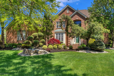 Freehold Single Family Home Under Contract: 32 Scarlet Drive