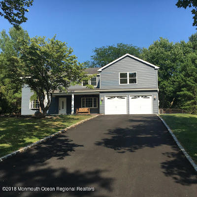 Manalapan Single Family Home For Sale: 44 Knox Lane