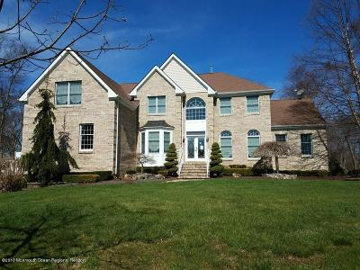 Freehold Single Family Home For Sale: 19 Breckenridge Court