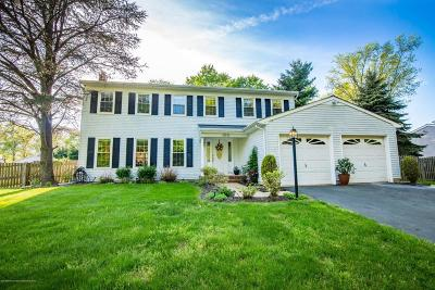 Freehold Single Family Home For Sale: 100 Sherwood Drive