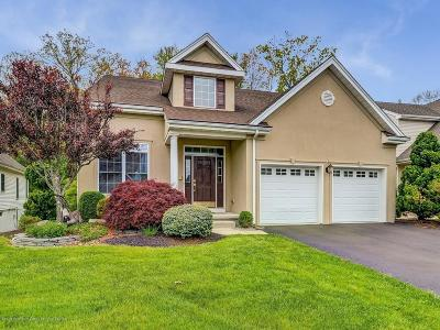 Manalapan Adult Community For Sale: 5 Yates Road
