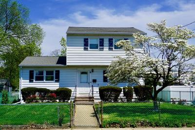 Long Branch Single Family Home Under Contract: 19 Myrtle Avenue