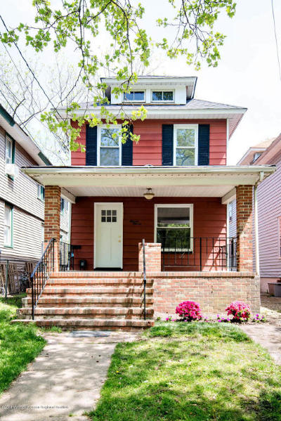 Asbury Park Single Family Home For Sale: 1111 1st Avenue