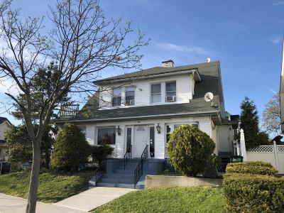 Asbury Park Multi Family Home Under Contract: 415 Sunset Avenue