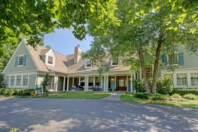 Rumson Single Family Home Under Contract: 147 Bingham Avenue