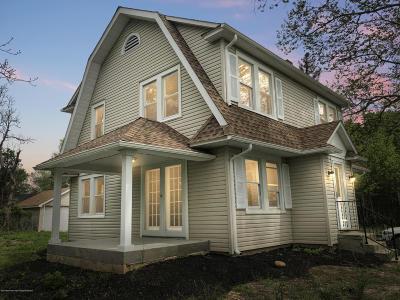 Neptune Township Single Family Home For Sale: 419 Maple Avenue