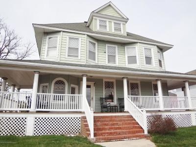 Point Pleasant Beach Single Family Home For Sale: 35 Arnold Avenue