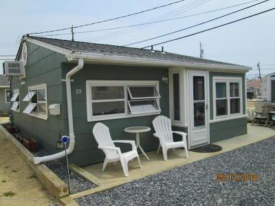 Lavallette Single Family Home For Sale: 33 E Bonita Way