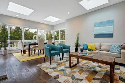 Monmouth County Single Family Home For Sale: 1112 Sea Girt Avenue