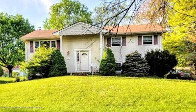 Freehold Single Family Home For Sale: 19 Roosevelt Street