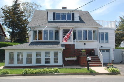 Beachwood Single Family Home Under Contract: 248 Compass Avenue