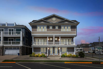 Bradley Beach Condo/Townhouse For Sale: 811 Ocean Avenue #1