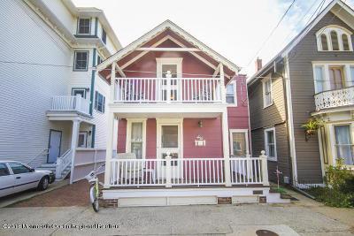 Ocean Grove Single Family Home For Sale: 28 Olin Street