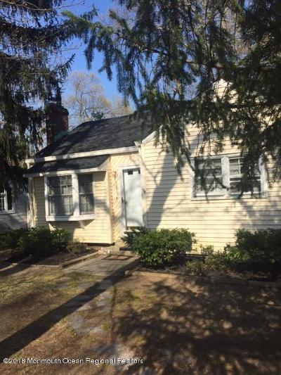 Island Heights Single Family Home For Sale: 186 W West End Avenue