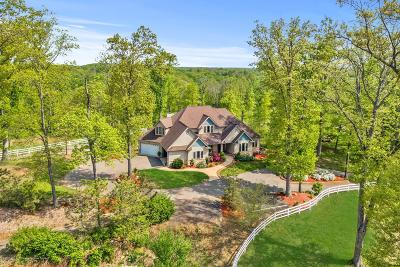 Monmouth County Farm For Sale: 122 Arneytown Hornerstown Road
