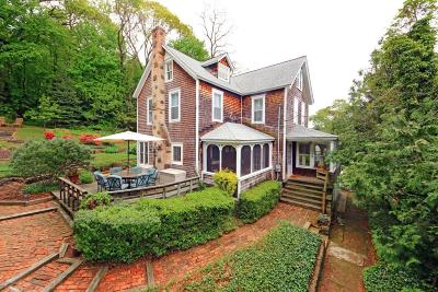 Atlantic Highlands Single Family Home For Sale: 144 E Washington Avenue