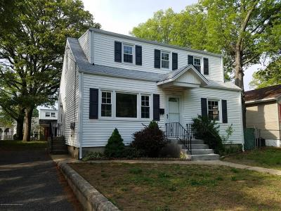 Hazlet Single Family Home For Sale: 113 Fifth Street