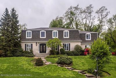 West Long Branch Single Family Home Under Contract: 34 Muncy Drive