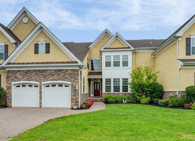 Monmouth County Adult Community Under Contract: 17 Majestic Drive