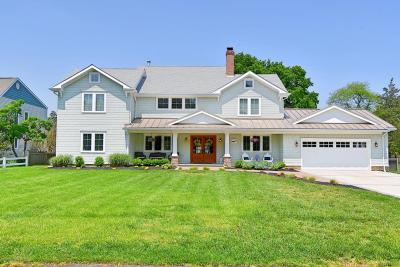 Sea Girt Single Family Home For Sale: 1200 Magnolia Avenue