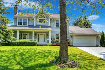 Freehold Single Family Home For Sale: 18 Palace Place
