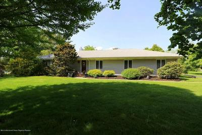 Toms River Single Family Home For Sale: 1274 N Maple Avenue
