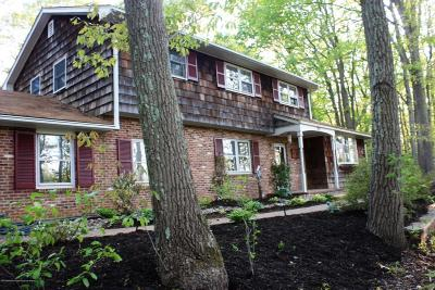 Freehold Single Family Home For Sale: 392 Georgia Road