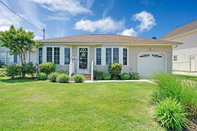 Point Pleasant Beach Single Family Home Under Contract: 410 Broadway