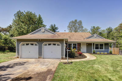 Freehold Single Family Home For Sale: 181 Concord Drive