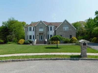Toms River Single Family Home Under Contract: 1983 Pamela Court