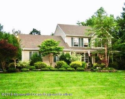 Jackson Single Family Home For Sale: 13 Green Tree Drive