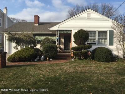 Point Pleasant Single Family Home For Sale: 829 Briarcliff Avenue