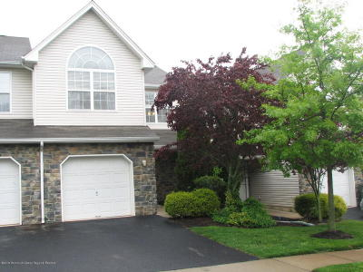 Tinton Falls Condo/Townhouse For Sale: 52 Maywood
