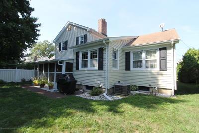 Sea Girt Single Family Home For Sale: 903 Homestead Road