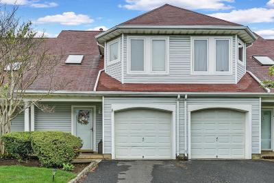 Long Branch Condo/Townhouse For Sale: 5 Bayview Court