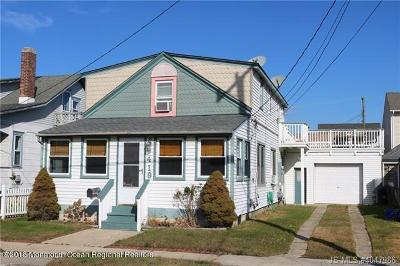 Beach Haven Single Family Home For Sale: 419 Centre Street