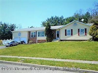 Brick Single Family Home For Sale: 601 Sunshine Court