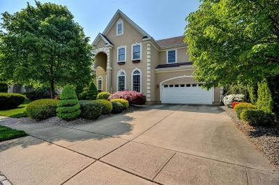 Howell Single Family Home Under Contract: 40 Arrowwood Court