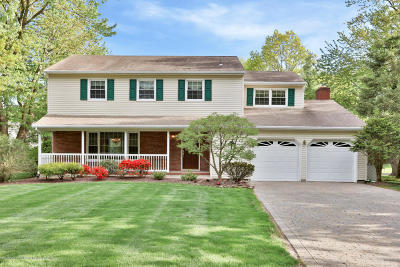 Ocean Twp Single Family Home For Sale: 14 Oak Knoll Road