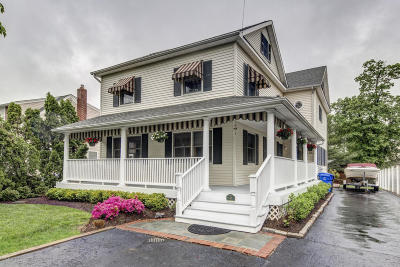 Fair Haven Single Family Home For Sale: 41 William Street