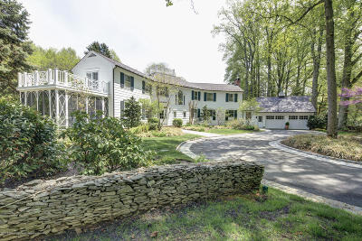 Rumson Single Family Home For Sale: 3 Post Road