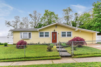 Neptune Township Single Family Home Under Contract: 104 Monmouth Avenue