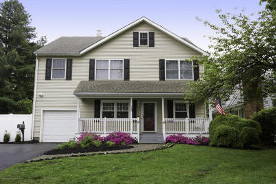 Fair Haven Single Family Home Under Contract: 19 McCarter Avenue