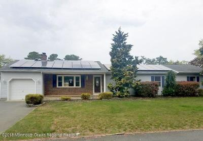 Toms River Single Family Home For Sale: 1309 Broadway Boulevard