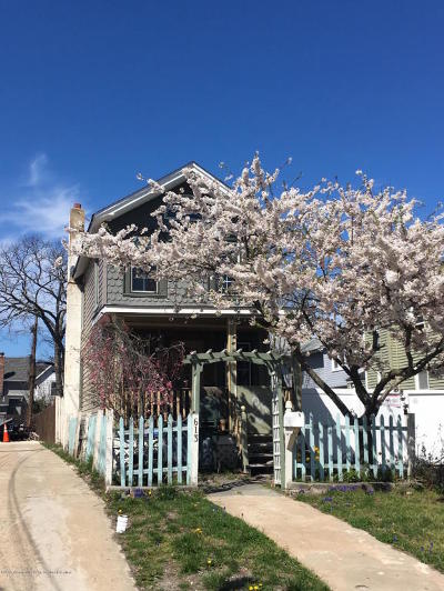 Asbury Park Single Family Home For Sale: 613 2nd Avenue