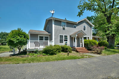 Freehold Single Family Home For Sale: 157 Howell Road