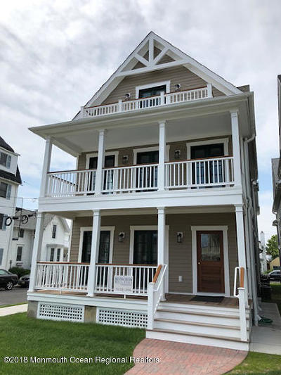 Ocean Grove Single Family Home For Sale: 18 Surf Avenue